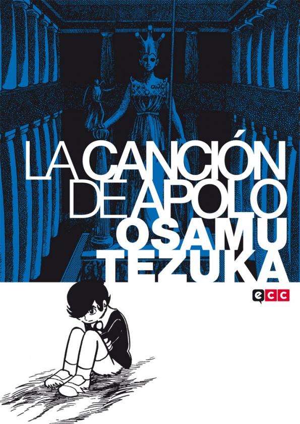 """Portada del manga """"La Canción de Apolo"""""""