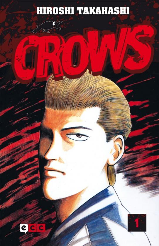 """Portada de """"Crows"""""""