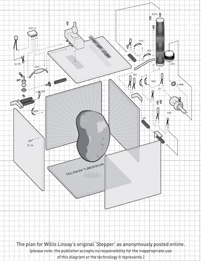Una cruzadora: un mecanismo sencillo pero poderoso para recorrer la Tierra Larga.