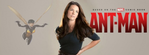 Evangeline Lilly se une a Ant-Man
