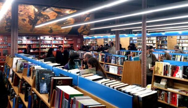 El nuevo local de Gigamesh, una nueva tienda inaugurada en la capital catalana