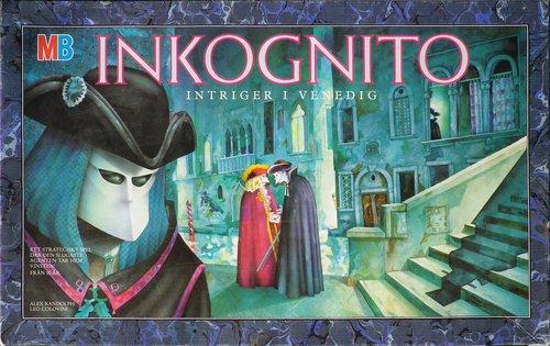 Portada de Inkognito original, 1988