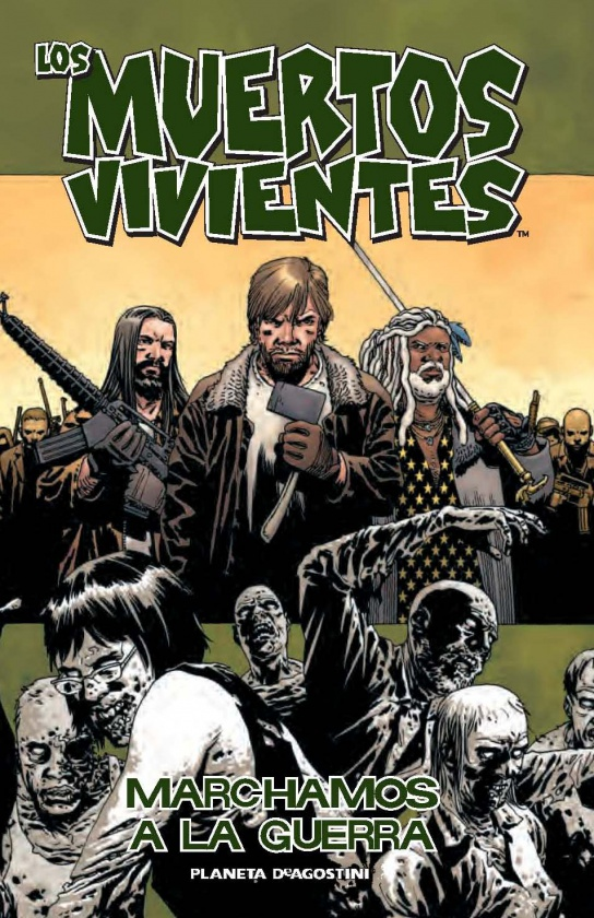 Los Muertos Vivientes #19: Marchamos a la guerra
