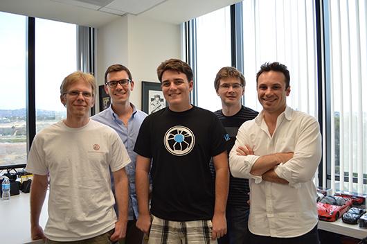 El equipo de Oculus VR