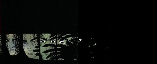 Ronin de Frank Miller editado por ECC