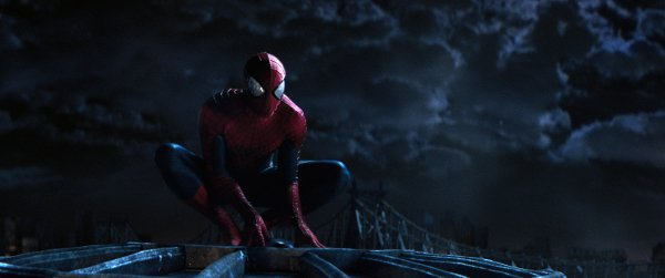 the amazing spider man 2d