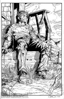 2014 Death of Wolverine