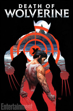2014 Death of Wolverine Cover