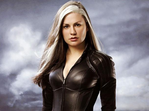 Anna Paquin Pícara X-Men