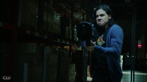 Arrow - Cisco has a gun