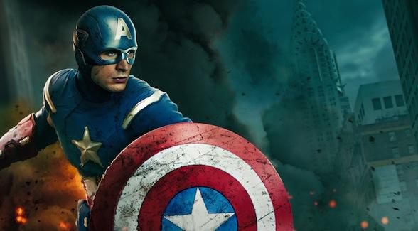 Arte conceptual Capitán América