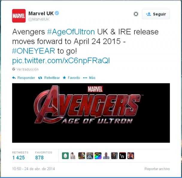 Avengers-2-UK-release-date