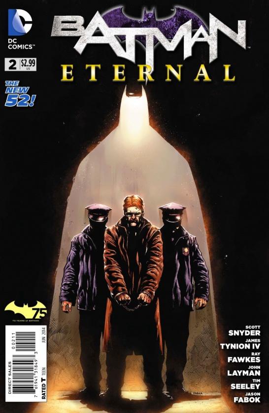 Batman: Eternal #2