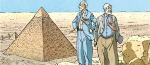 Blake et Mortimer aventure immobile 3