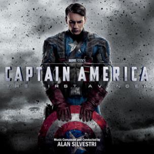Capitán América El primer vengador portada