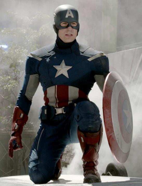 Capitán América Vengador