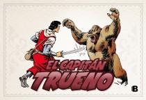 Capitan Trueno Facsimil Tomo 3
