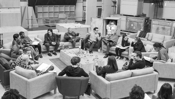 Casting Star Wars VII