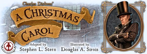 Christmas Carol banner