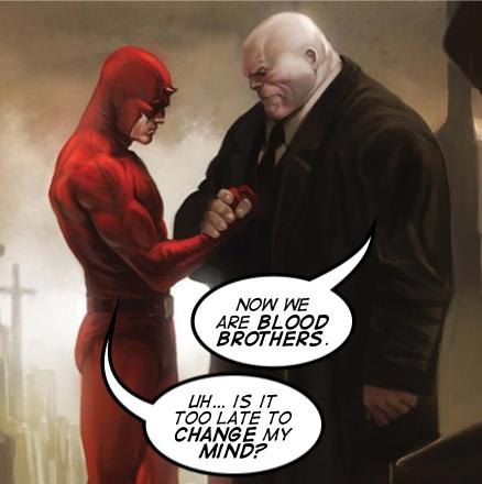 Daredevil Kingpin