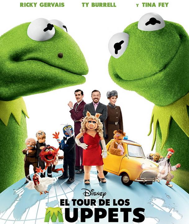 El Tour de los Muppets