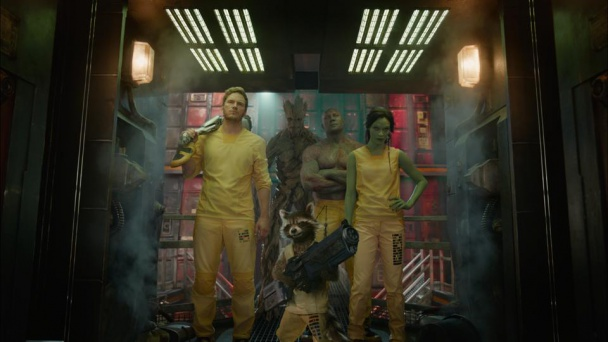 GOTG with prison clothes