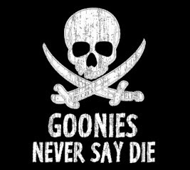 Goonies - Never Say Die