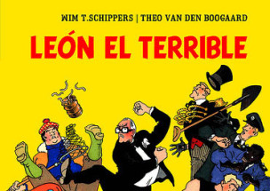 Holanda comics Leon Terrible