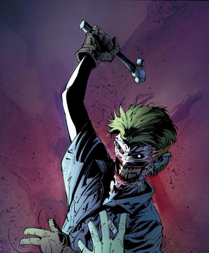 Joker en Death of the Family