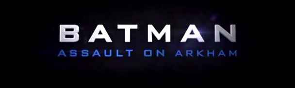 Logo Batman Assault on Arkham