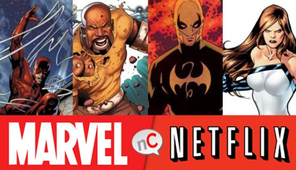 Marvel-NetFlix-series
