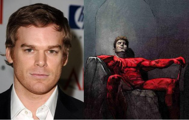Michael C. Hall Daredevil