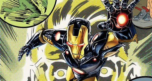 Original Sin: Iron Man vs. Hulk