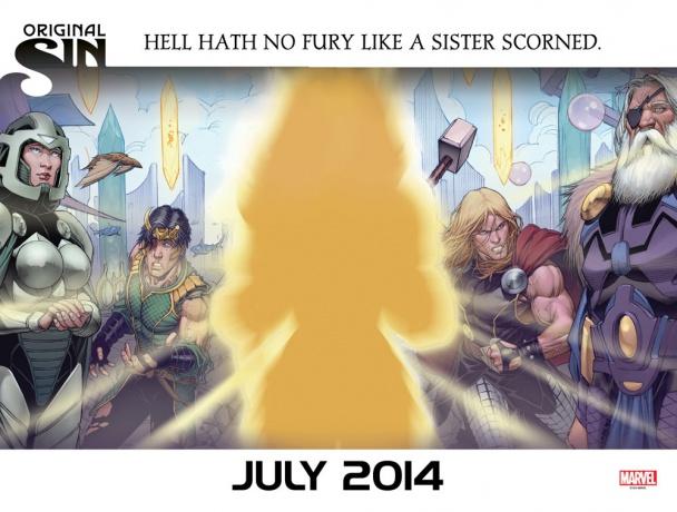 Original Sin Thor
