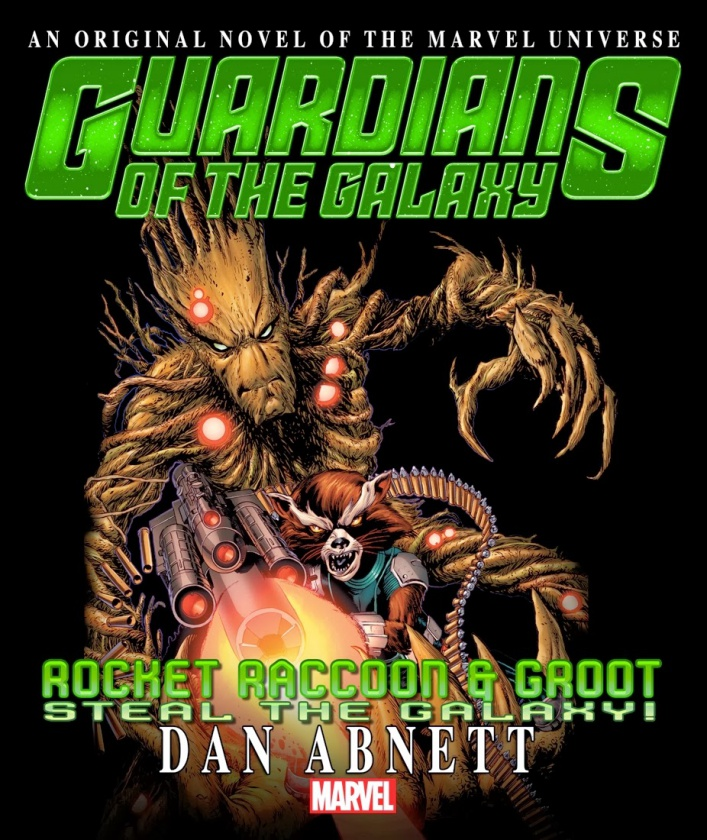 Rocket Raccoon Groot Steal The