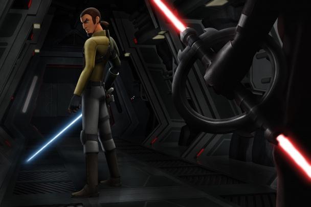 Star Wars Rebels - Kanan 01