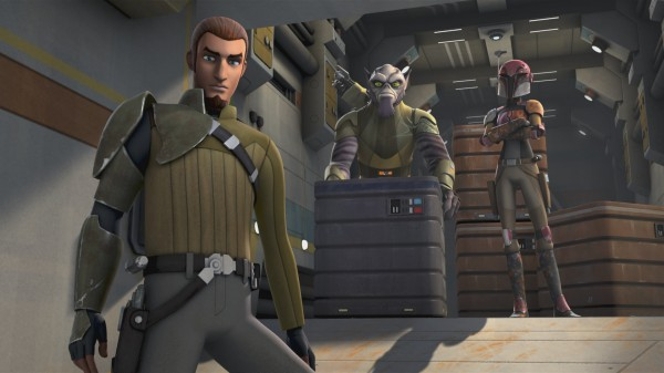 Star Wars Rebels imagen