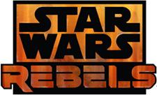 Star Wars Rebels - logo pequeño