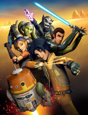 Star Wars Rebels poster