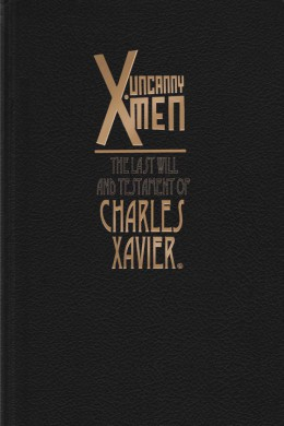 Testamento Charles Xavier