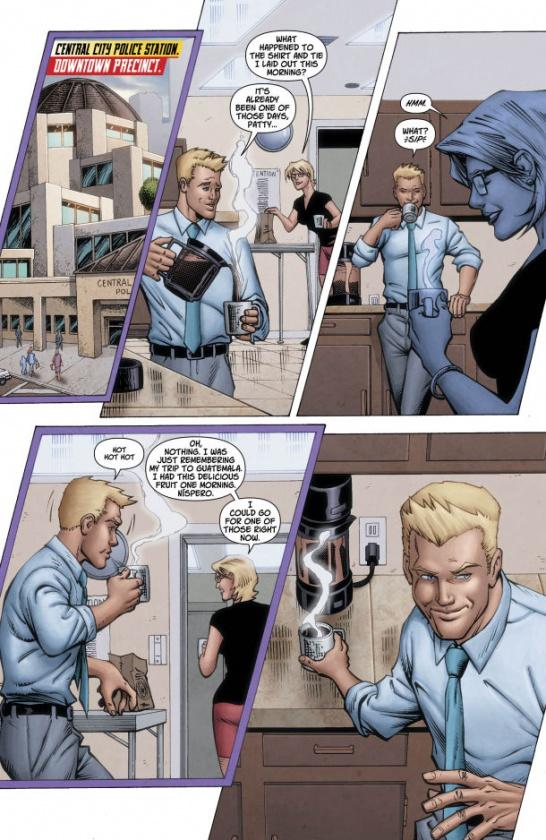 The Flash Annual 3 - 4