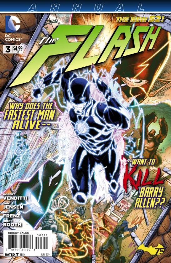 The Flash Annual 3