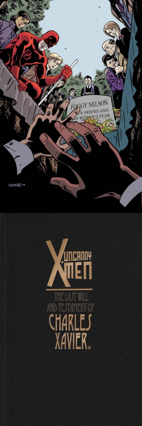 The Last Will and Testament of Charles Xavier