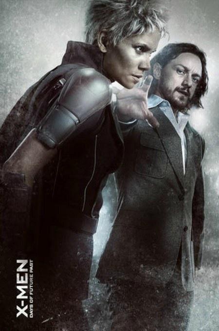 X-Men Dias del futuro pasados cartel 6
