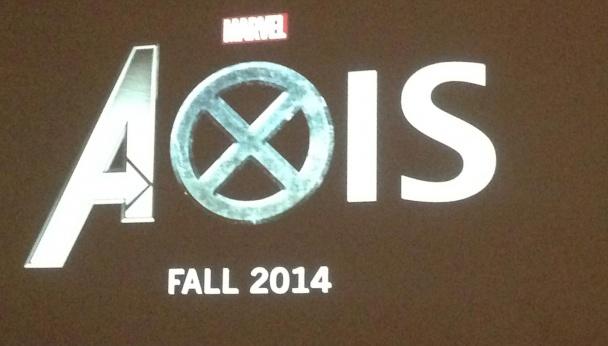 AXIS, de Marvel