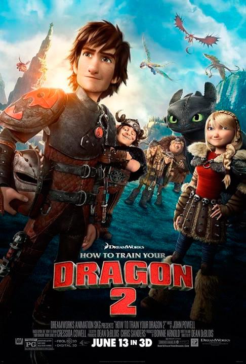 como-entrenar-a-tu-dragon-poster-grupal