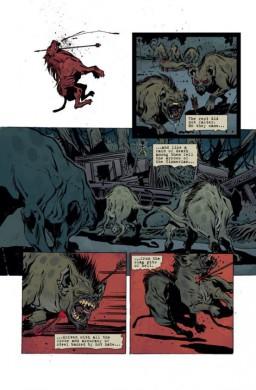 'Conan el bárbaro' #4, de Brian Wood