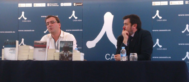 Jaime Rodríguez y Rafael Bueno