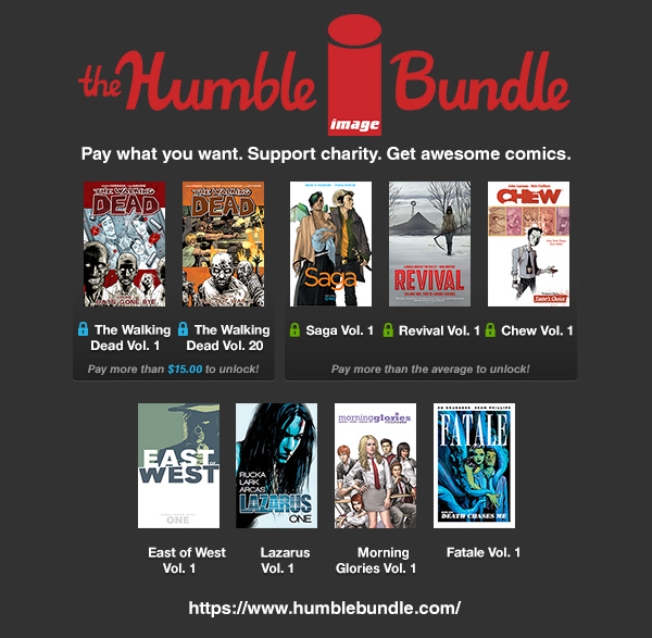 image comics humble bundle