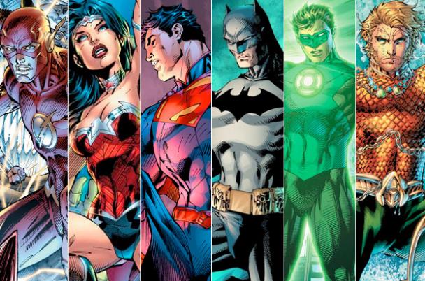 Se confirma la película de La Liga de la Justicia, dirigida por Zack Snyder
